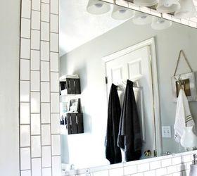 Backsplash Bathroom Ideas Part - 49: Diy Subway Tile Backsplash, Bathroom Ideas, Kitchen Backsplash, Tiling