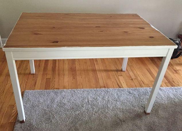 ikea table hack  chalk paint  diy  painted furniture. Ikea Table Hack   Hometalk
