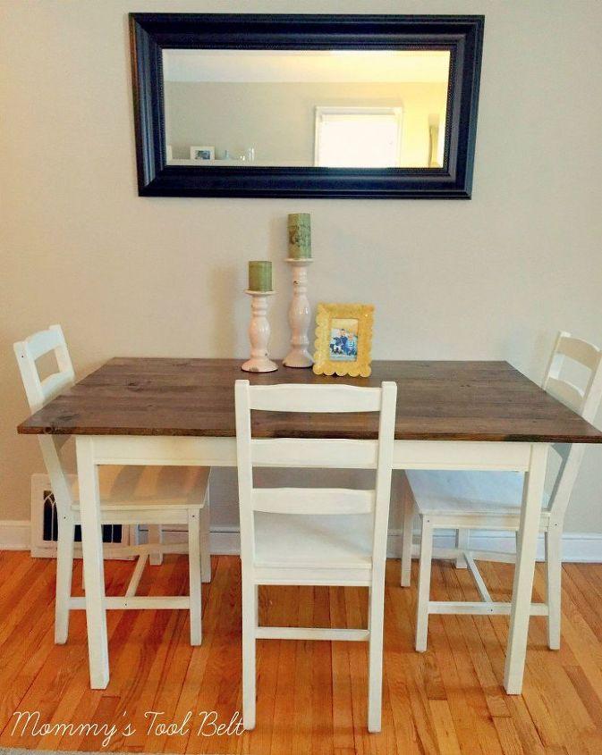 Ikea Table Hack Chalk Paint Diy Painted Furniture