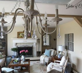 Exceptional Faux Rustic Wood And Beams, Home Decor, Home Maintenance Repairs