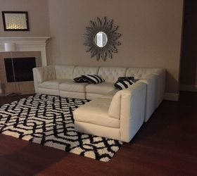 UPDATED Corner Fireplace And Furniture Layout Is Driving Me Crazy! |  Hometalk