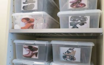 Sole Searching - A Shoe Storage Solution