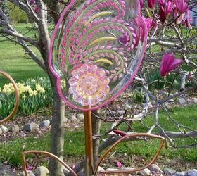 Stained Glass Garden Art Designs
