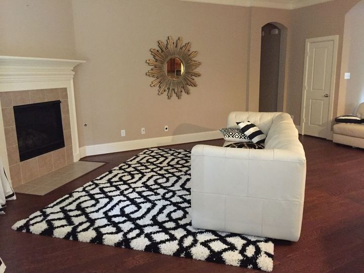 q corner fireplace and furniture layout is driving me crazy , home decor, home decor dilemma, living room ideas