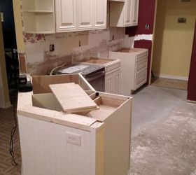 Remodeling A 1980s Kitchen On A Budget, Diy, Home Improvement, Kitchen  Cabinets,