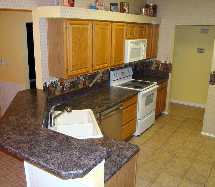 Kitchen Cabinet Budget: Remodeling A 1980s Kitchen On A Budget
