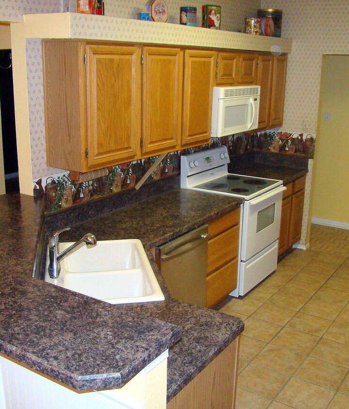 Remodeling A 1980s Kitchen On A Budget