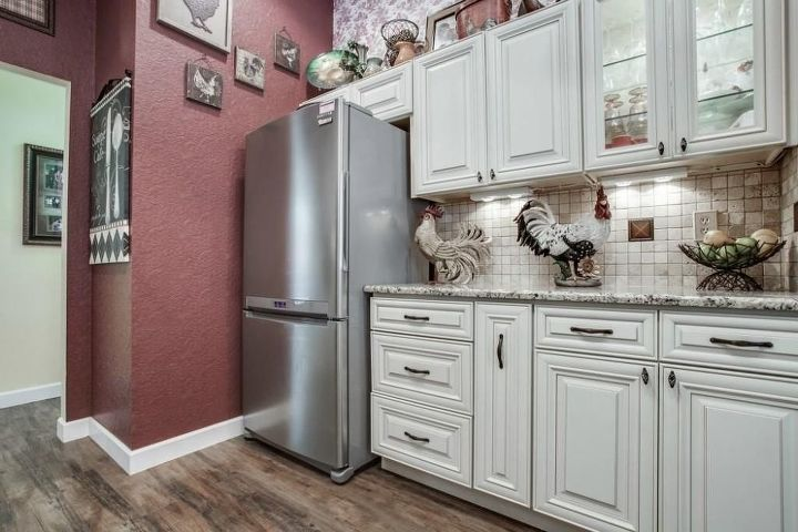 Remodeling a 1980s kitchen on a budget hometalk for 1980 kitchen cabinets