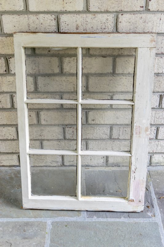 an upcycled window frame makes a great frame repurposing upcycling wall decor window - Window Frame Wall Decor