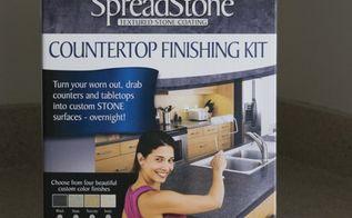 diy countertop refinish, countertops, diy, kitchen design