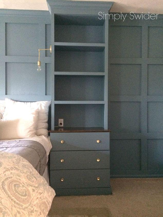 diy master bedroom built ins hometalk. Black Bedroom Furniture Sets. Home Design Ideas