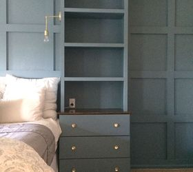 ... Diy Master Bedroom Built Ins Ideas Storage Woodworking Projects Built In  ...
