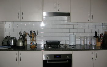 Updating My Kitchen Tiles for Fifteen Dollars