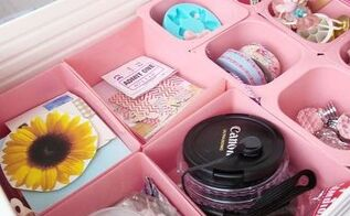 how to make drawer organisers with stuff from your recycling , how to, organizing, storage ideas