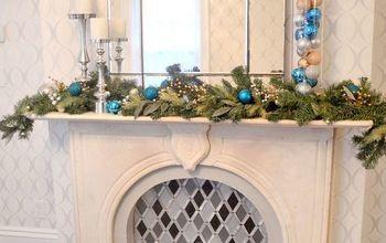 living room fireplace renovation, diy, fireplaces mantels, home improvement, living room ideas, wall decor