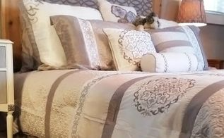 tailoring a bed skirt, bedroom ideas, diy, home decor, how to, reupholster