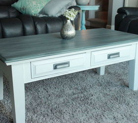Coffee Table Flip With Annie Sloan Chalk Paint And Minwax Stain, Chalk Paint,  Painted