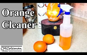 Homemade Orange Clean You Can DIY