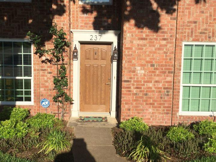 q please help us select a color for our front door , doors, paint colors