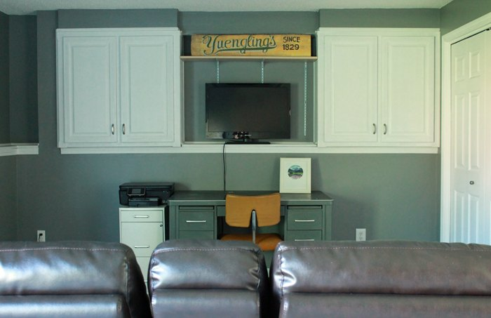 how to create the perfect man cave, entertainment rec rooms, home decor, how to