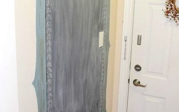 Making a Wall Chalkboard