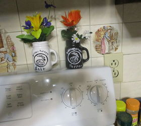 Re Purposed Glass Salt And Pepper Shakers Hometalk