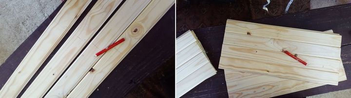 making a raised feeder with storage, animals, diy, pets animals, storage ideas, woodworking projects