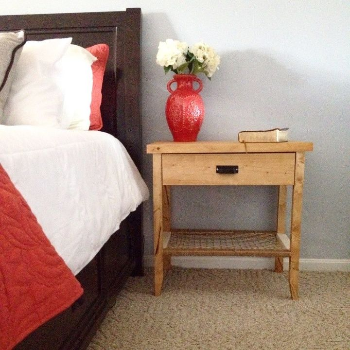 Diy Rustic Bedroom Set Plans Soon: The South Wing Project Part 1-DIY Nightstands