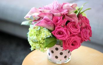7 florist secrets for easy and beautiful diy arrangements, crafts, flowers, gardening, how to