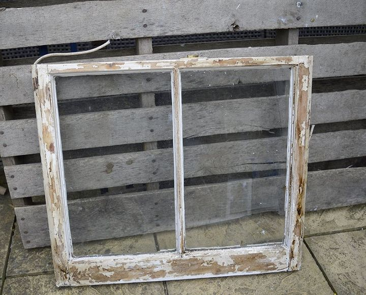 upcycled happy hour cocktail window, how to, painting, repurposing upcycling, window treatments, windows