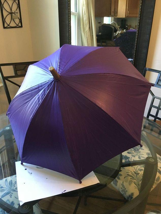 umbrella door wreath, crafts, doors, how to, repurposing upcycling, wreaths