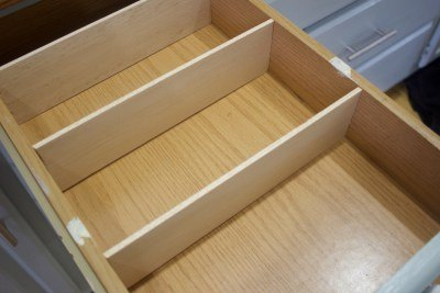 Diy Kitchen Drawer Organizer How to quickly cheaply create a drawer organizer hometalk how to quickly cheaply create a drawer organizer diy how to kitchen cabinets workwithnaturefo