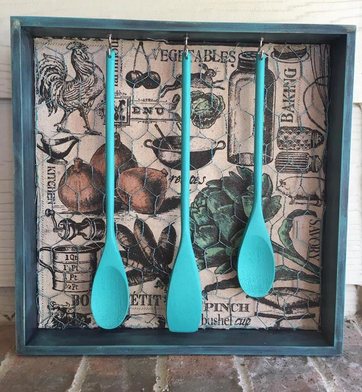 diy farmhouse kitchen decor, crafts, diy, kitchen design, rustic furniture