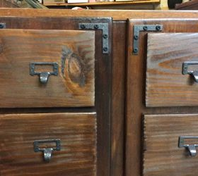 Curbside Cabinet Turned Faux Apothecary Cabinet | Hometalk