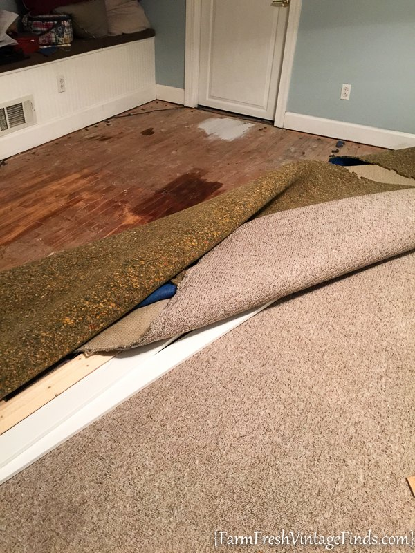 How To Paint A Hardwood Floor Hometalk