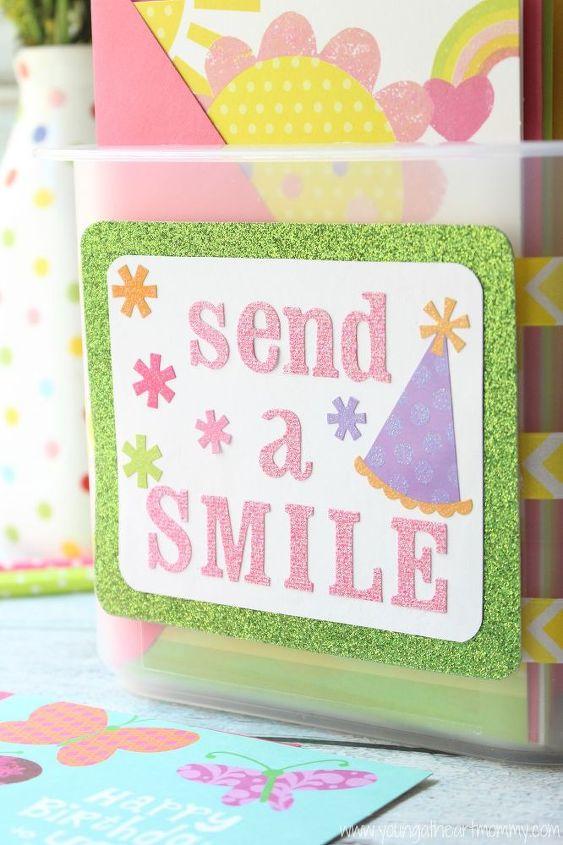 Diy greeting card organizer hometalk diy greeting card organizer craft rooms crafts organizing m4hsunfo