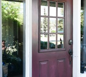 From Ugly Front Door To Overnight Sensation Fast , Curb Appeal, Doors, Paint  Colors