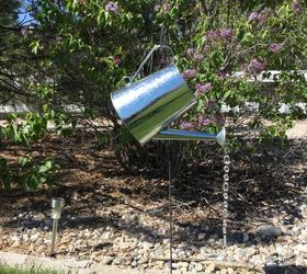 Watering Can Yard Decor, Crafts, Gardening, Outdoor Living