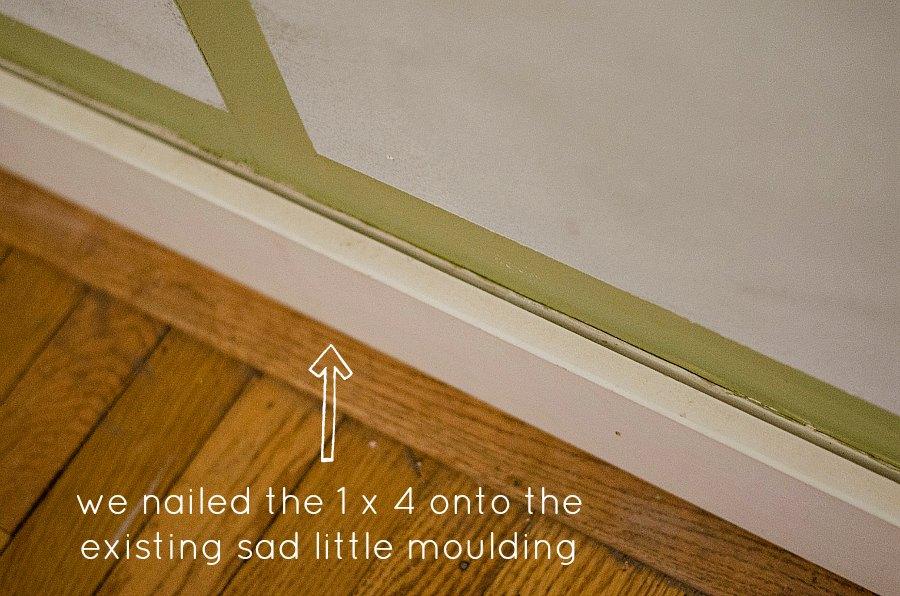 9 Tricks To Turn Builder Grade Baseboards Into Custom Made