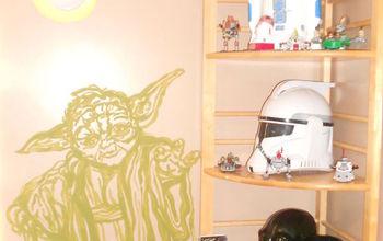 Star Wars Boys Bedroom