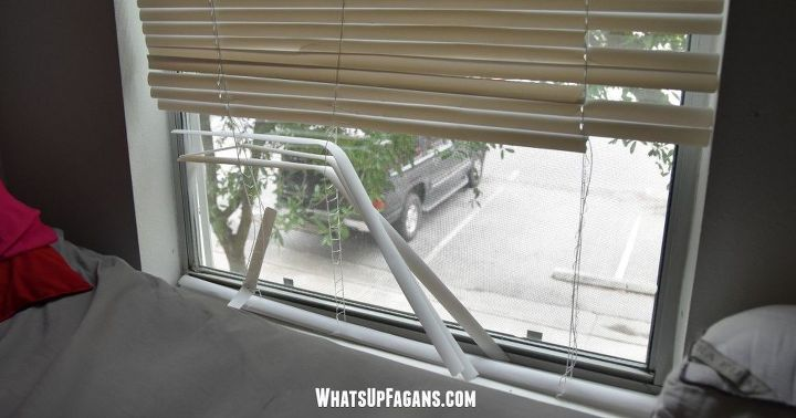 how to fix your mini blinds , home improvement, how to, window treatments, windows