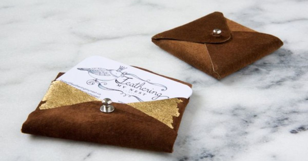 Leather Coat to Business Card Holders... | Hometalk