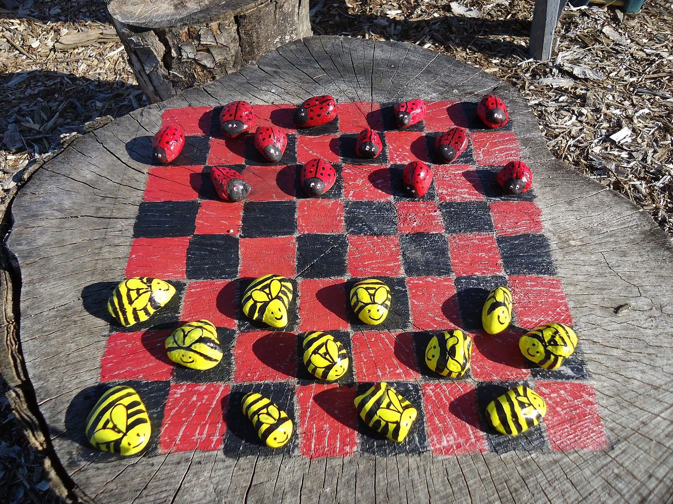 Outdoor Tree Games For Kids