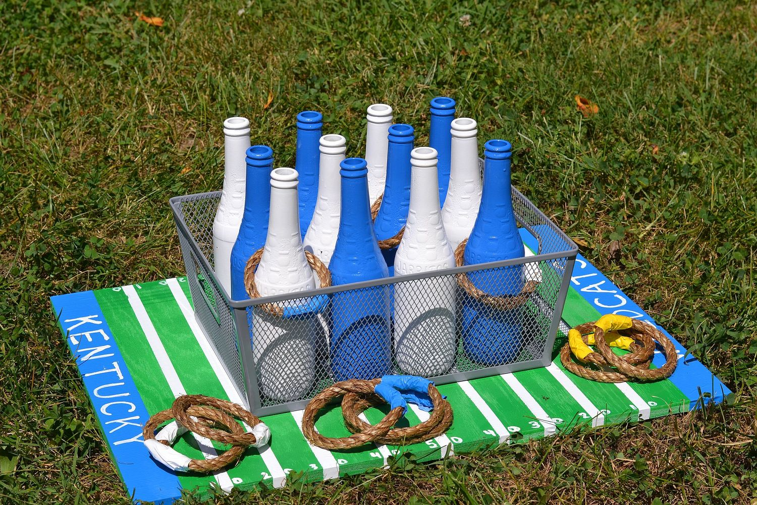 13 crazy fun yard games your family will flip for this for Outdoor spule selber bauen