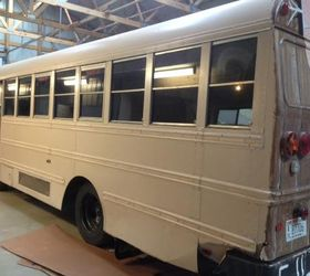 Merveilleux Shaw Hillbilly Bus, Painted Furniture, Painting, BEFORE