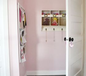 A Shabby Chic Glam Little Girl S Bedroom Makeover In Pink Gold, Bedroom  Ideas,