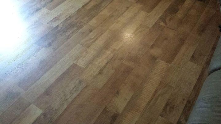 Q Diy Laminate Floor Restoration Flooring Hardwood Floors Home Maintenance Repairs Major
