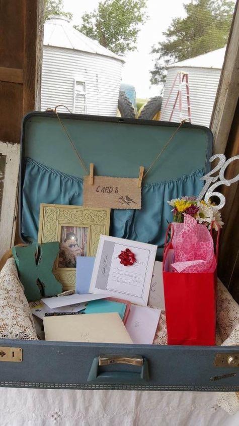 Rustic Graduation Party Decorations Crafts Seasonal Holiday Decor Card Box