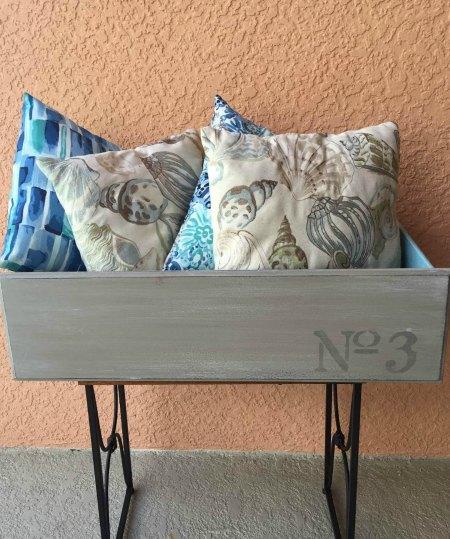 turn old dresser drawers into storage bins, painted furniture, repurposing upcycling, storage ideas