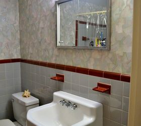 Small Windowless Bathroom Ideas Part - 20: Kids Bathroom Before After Brightening A Tiny Windowless Space, Bathroom  Ideas, Painting, Small